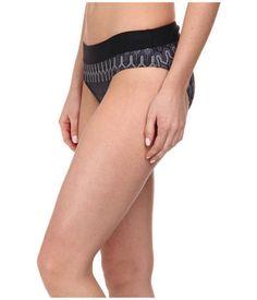 NWT Prana Women's Ramba Bikini Swim Bottom XS Black Ibiza W3RAMB113  Retail: $49 #prana #BikiniBottom
