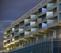 8 House.- BIG.- Copenhagen, Denmark