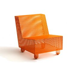 Don't know how comfy this would but i do love the colour and design: Half13 Chair No. 35 in Various Colors