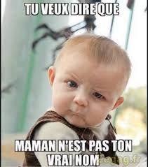 Memes En Francais Google Search Funny Baby Memes Baby Memes