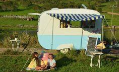 cool coffee caravans - Google Search