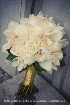 Niagara Wedding Florist // Bride's Bouquet