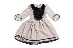 Elegant dress for little girls