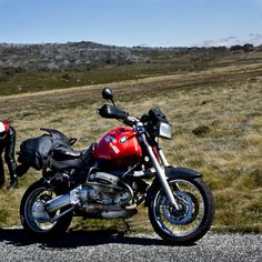 The RatBoxer touring n the Victorian Alps #bmw #R1100GS custom. #ratboxer