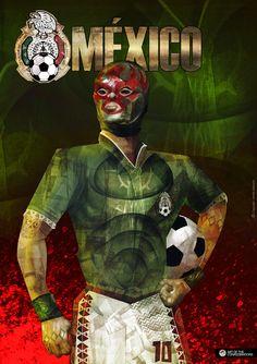 Mexico - Art of the confederations