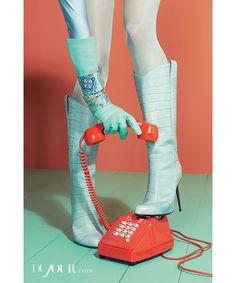 Kourtney Roy never met her Creative Photography, Editorial Photography, Portrait Photography, Fashion Photography, Photography Lighting, Photography Tips, Mode Pop, Retro Mode, Colorful Fashion