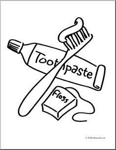 Daily Activities and Life Skills - Clip Art