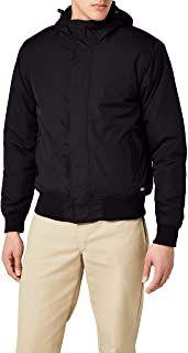 Dickies Herren Cornwell Jacke - 29.91 - 4.4 von 5 Sternen - Herren Jacke Herbst Winter Hooded Jacket, Athletic, Hoodies, Sweaters, Jackets, Black, Fashion, Raincoat, Down Vest