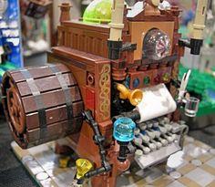 Lego Discworld computer Hex - Hex (komputer) – Wikipedia, wolna encyklopedia