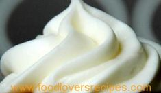Cream Cheese Topping [dessert] - Sweet cream cheese dessert topping, perfect for cookies, bars, muffins, parfaits. Cream Cheese Topping, Cream Cheese Desserts, Real Food Recipes, Cake Recipes, Cooking Recipes, Simple Recipes, Pudding Recipes, Cooking Ideas, Cake Icing