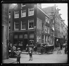 Rapenburg, Amsterdam, 1930   Photographs: for the love of it ...