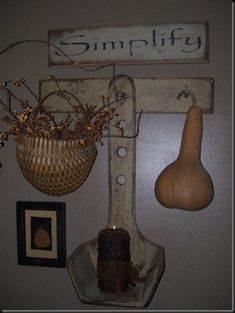 candle keep, basket with bittersweet