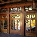 We need a new front door...(from the Lodge at Torrey Pines–front entrance.)