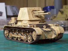 PanzerJager I 47mm Pak