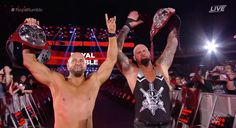Karl Anderson And Luke Gallows Are The New Raw Tag Team Champions