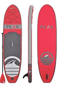 PEAK iSUP Board with Travel Backpack