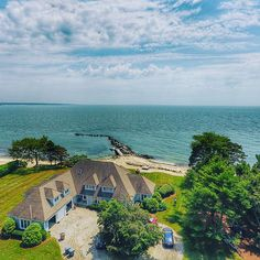 """Reduced!  Majestic 5,100 square foot waterfront home located along the Connecticut Coast in the prestigious Old Black Point Community of Niantic. The home sits on 2.6 acres with over 250 feet of ocean frontage and hosts the most spectacular views of the Long Island Sound. New owners will enjoy their own private sandy beach, with no public access, and a boat dock with new mooring for up to 35' boat, protected by a 200-foot jetty. Old town records show it as """"Bond Beach"""". Full basement with…"""