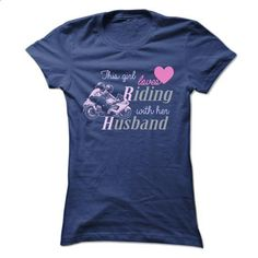 Love_riding_with_husband_just released - #shirt pillow #family shirt. GET YOURS => https://www.sunfrog.com/Automotive/Love_riding_with_husband-Limited-Edition.html?68278