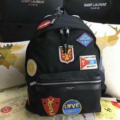 YSL 467985 (108usd) Yves Saint Laurent Bags, Saint Laurent Paris, Paris Saint, Ysl, Saints, Backpacks, Handbags, Totes, Women's Backpack