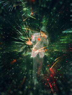 Luzes da Grande Noite 05- O Mágico
