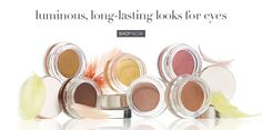 Luminous, long-lasting looks for eyes | Smooth Affair for Eyes