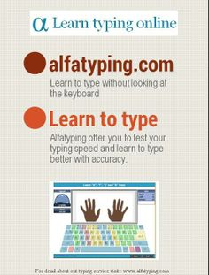 What is the best way to learn fast typing without looking ...