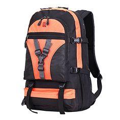 c97947a19f Soarpop Large Capacity Water Resistant Travel Backpack