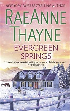Right now Evergreen Springs by RaeAnne Thayne is $0.99