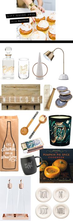 Gift guide 2015- for
