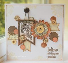 ***General Stamping*** Kath's Blog......diary of the everyday life of a crafter: Inspired by Paula...Day 2