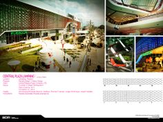 Synthesis Design + Architecture, Los Angeles, CA. Alvin Huang, AIA. Central Plaza, Lampang, Thailand.