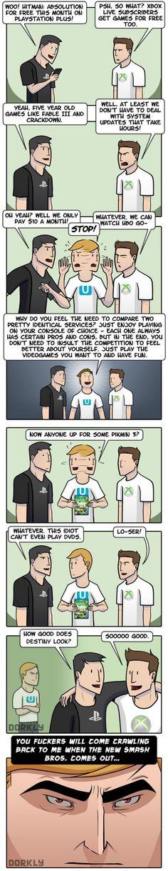 PlayStation Plus vs Xbox Live