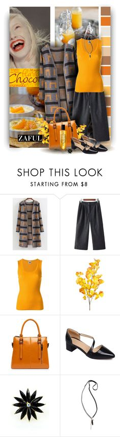 """""""Shine bright with Zaful Fashion"""" by christiana40 ❤ liked on Polyvore featuring M Missoni, Chan Luu, women's clothing, women, female, woman, misses and juniors"""