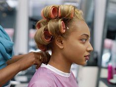 Roller set disappointment? Follow these tips to get a great set on magnetic rollers whether your tresses are relaxed or all natural.