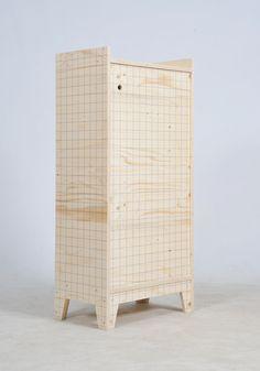 Single Sheet Cabinet - Salone del Mobile 2015
