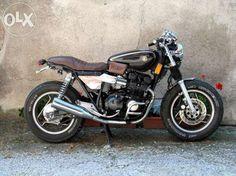 Yamaha YX600 Radian Cafe racer custom Krzeszowice - image 1