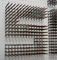 Spagnola & Associates Pencil Wall