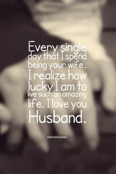 46 Romantic Love You Messages For Husband Thefreshquotes
