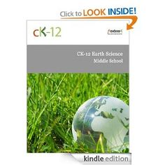 CK-12 Earth Science for Middle School: CK-12 Foundation: Amazon.com: Kindle Store