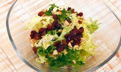 #LaReceta · Ensalada de escarola y anacardos | #Gastronomía