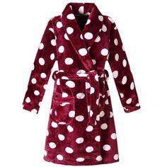 eb65da2ef7 Men s Winter Pleuche Pajama Fleece Bathrobe Long Sleepwear Night Robe Q.  Tanisha Braxton · Sleepwear   Robes