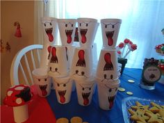 Boo Cups for the mario party