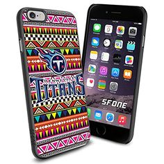 """Tennessee Titans Aztec iPhone 6 4.7"""" Case Cover Protector for iPhone 6 TPU Rubber Case SHUMMA http://www.amazon.com/dp/B00VR1JYJ4/ref=cm_sw_r_pi_dp_g4aewb1VZ6H4R"""