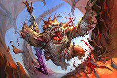 Butcher's Glee - Dragons of Tarkir MtG Art