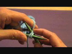 Herringbone stitch for beginners