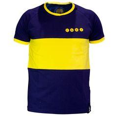 Camiseta Boca Juniors 1981 Maradona