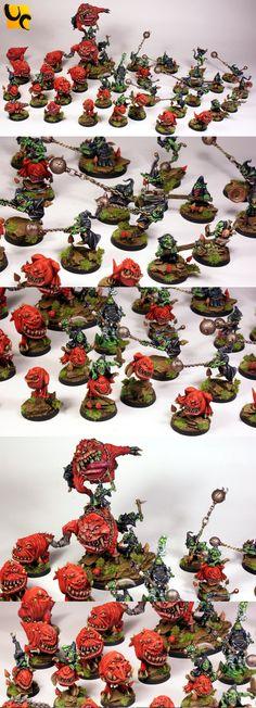 Goblin Army - UnlimitedColours