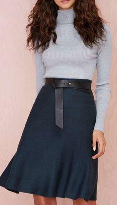 Elena Midi Skirt