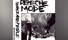 12. People Are People. Eines der Depeche-Stücke, das die unterschiedlichen Stimmen von Dave Gahan und Martin Gore perfekt ge