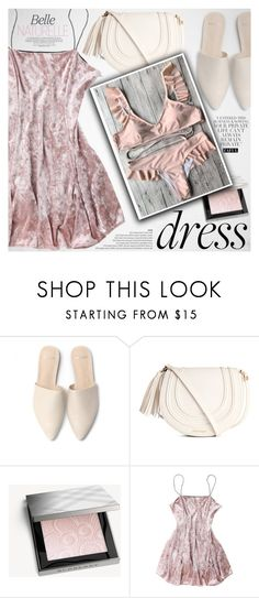 """""""So Pretty: Dreamy Dresses"""" by vanjazivadinovic ❤ liked on Polyvore featuring Burberry, polyvoreeditorial, zaful and dreamydresses"""